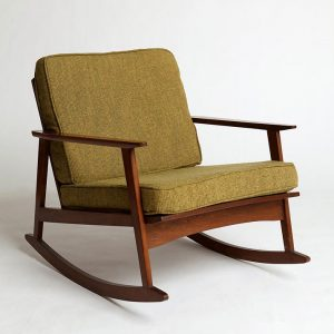 mid century rocking chair mid centuryrockerchair