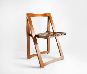 mid century wood chair il fullxfull