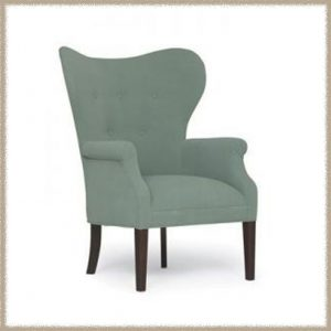 modern wing chair xl