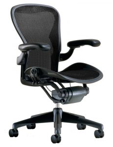most comfortable chair herman miller aeron chair