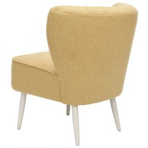 mustard accent chair mcrb