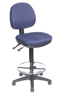navy blue chair westlod