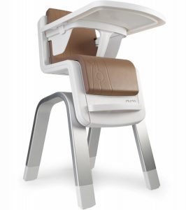 nuna high chair nuna zaaz high chair almond