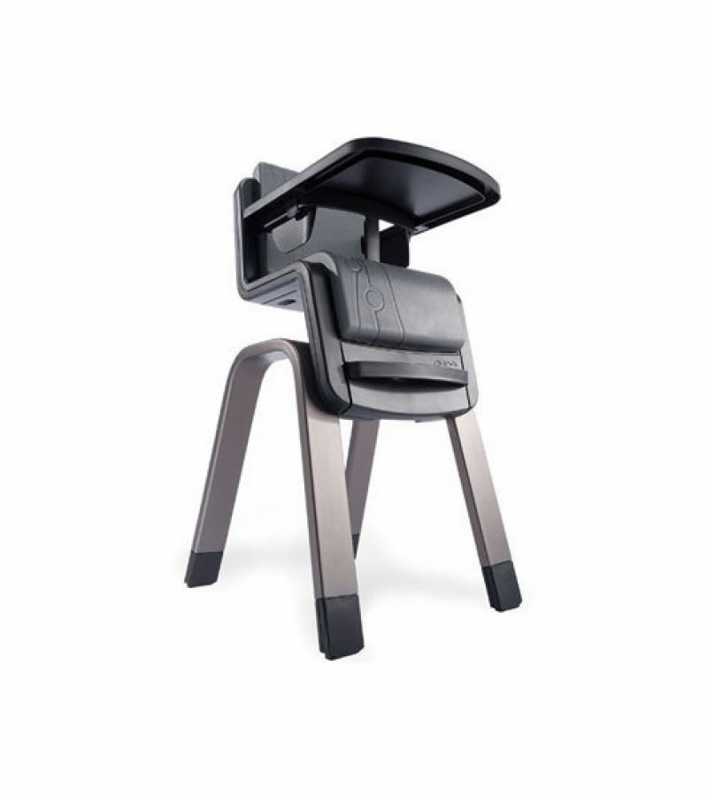 nuna high chair nuna zaaz high chair pewter
