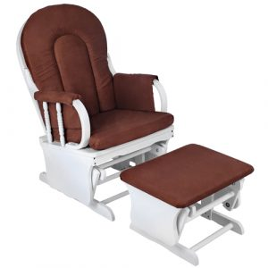 nursing chair and ottoman baby gc tft br