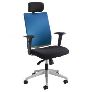 office chair with headrest modern tez manager chair with headrest calypso co