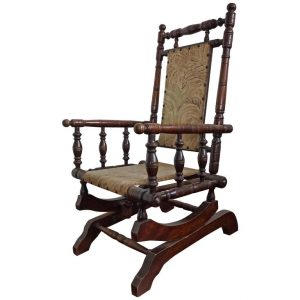 old rocking chair l