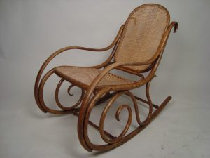 old rocking chair antique cane rocking chair c