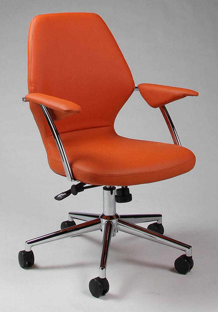 orange office chair office chair orange