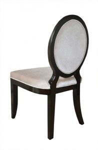 oval back dining chair louis xvi oval back dining chair