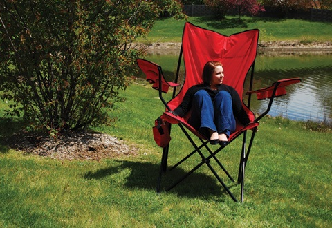 oversize lawn chair