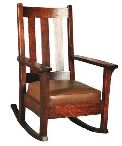 oversized rocking chair l