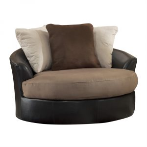 oversized swivel chair new