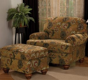 overstuffed chair and ottoman overstuffed chair and ottoman set