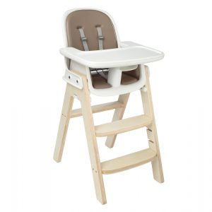 oxo high chair oxo tot sprout chair taupe birch