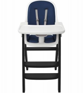 oxo sprout high chair oxo tot sprout high chair navy black