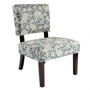 paisley accent chair xxx v