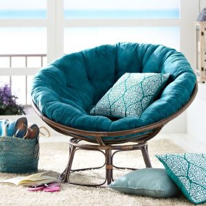 papasan chair pier one papasan blue design