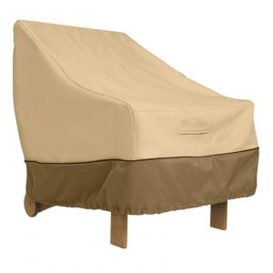 patio chair covers veranda lounge chair cover by classic accessories