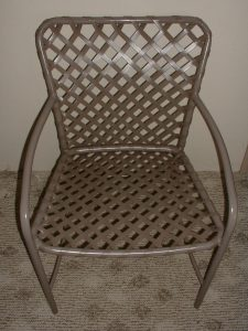 patio chair webbing replacement tamiami