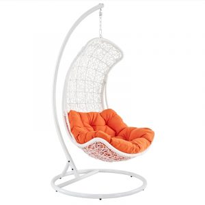 patio swing chair east end imports the endow rattan outdoor wicker patio swing chair