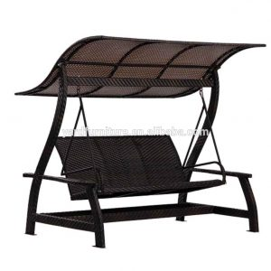 patio swing chair garden steel swing chair
