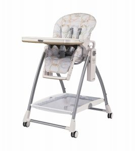 peg perego high chair peg perego prima pappa newborn high chair in circles color with upholstery defect
