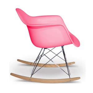 pink rocker chair arykba