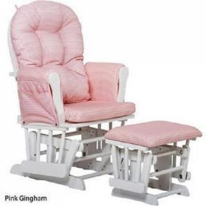 pink rocker chair pink glider rocker chair