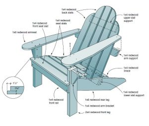 plan for adirondack chair adirondack chair plans free