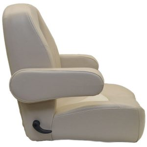 pontoon boat captains chair $