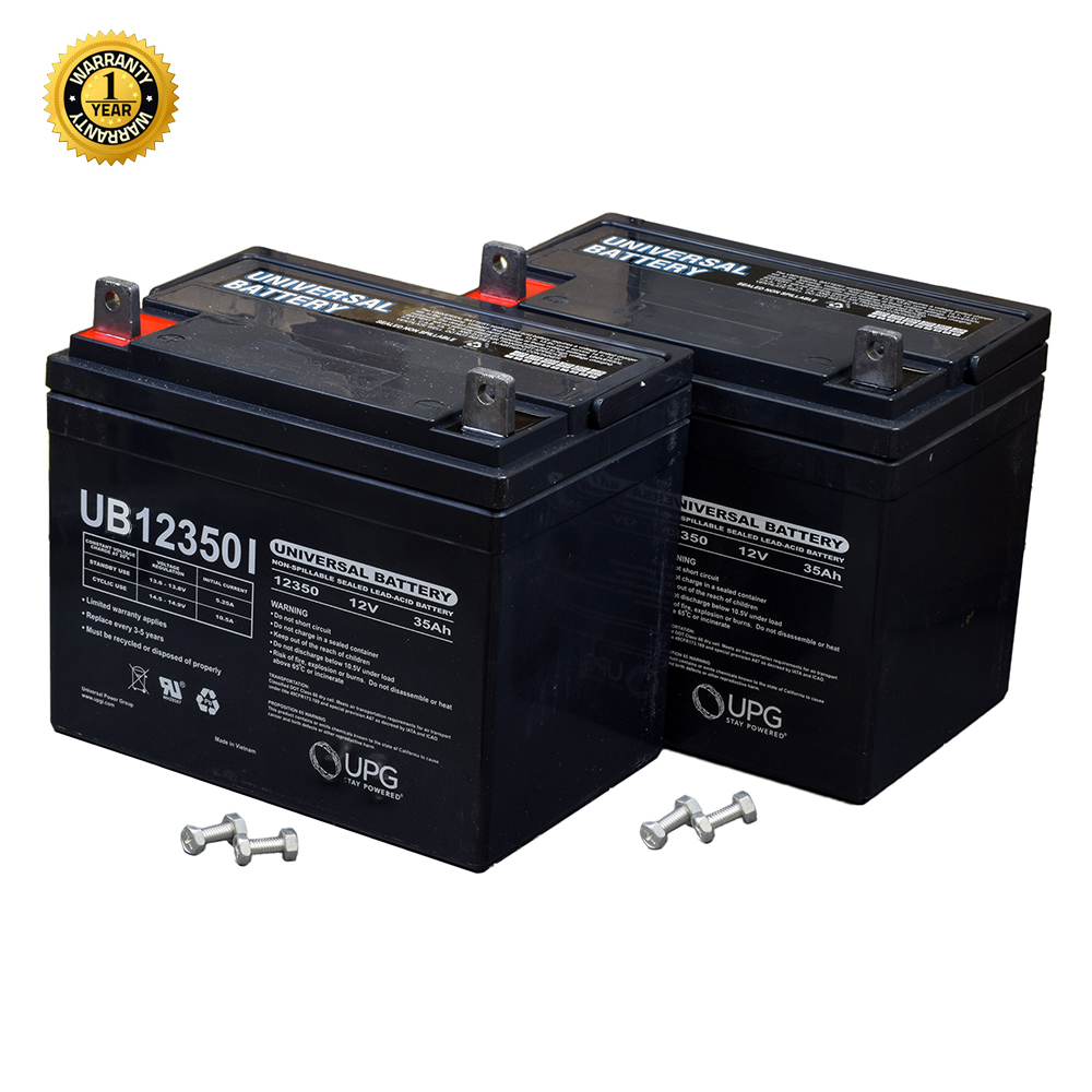 power chair batteries invacare battery pack set of u ah power chair batteries