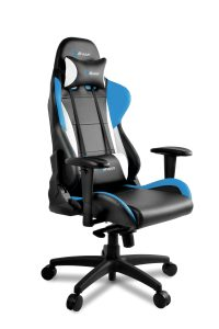 professional gamer chair verona v pro blue