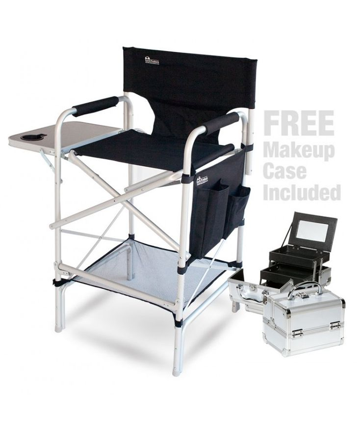 professional makeup chair