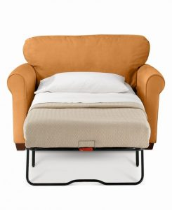 pull out chair pull out sleeper chair