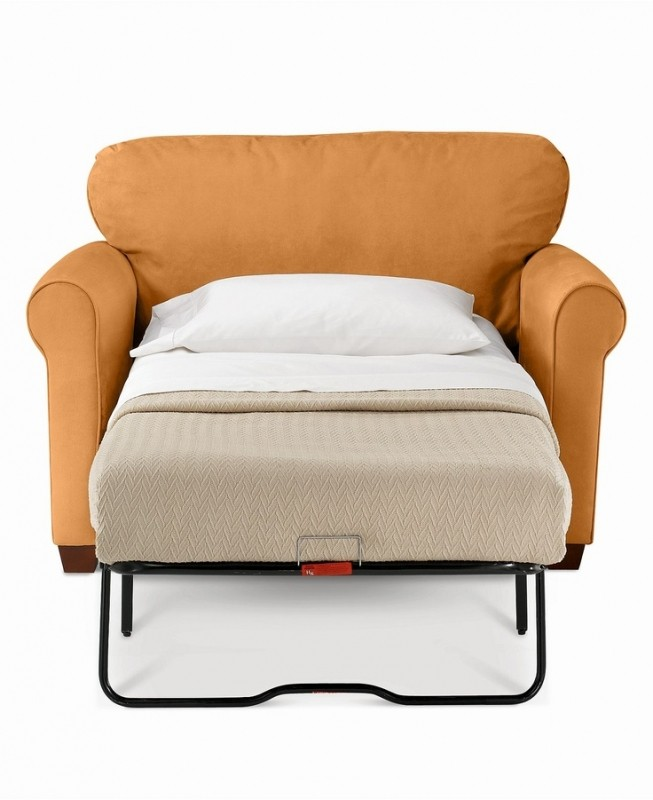 pull out sleeper chair