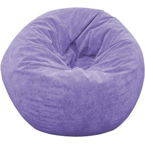 purple bean bag chair adult bean bag chair extra large purple