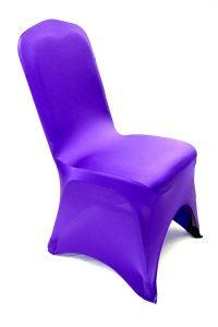 purple chair cover purple lycra chair cover