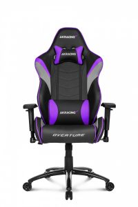purple gaming chair overture purple i
