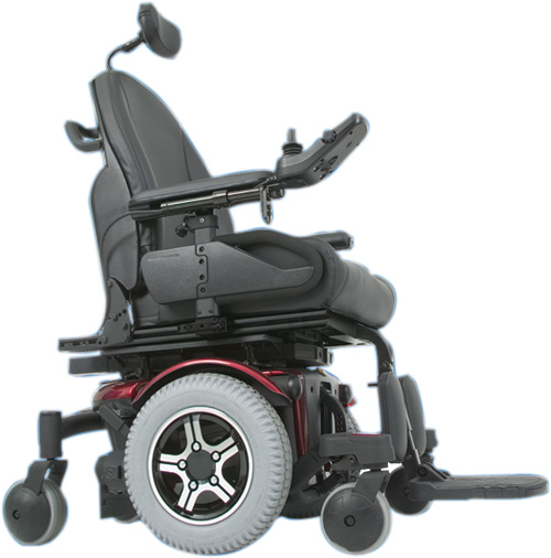 quantum power chair power wheelchair by quantum rehab