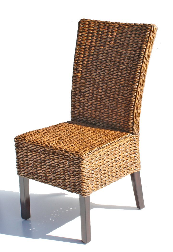 rattan dining chair rattan cabo seagrass dining chair