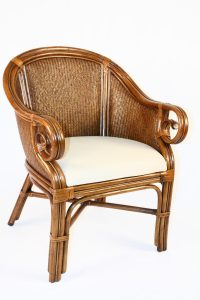 rattan wicker chair tca indoor rattan n wicker club chai