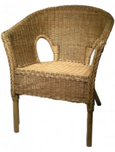 rattan wicker chair wd x