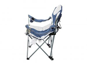 reclining camp chair x