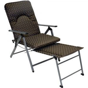 reclining camp chair n