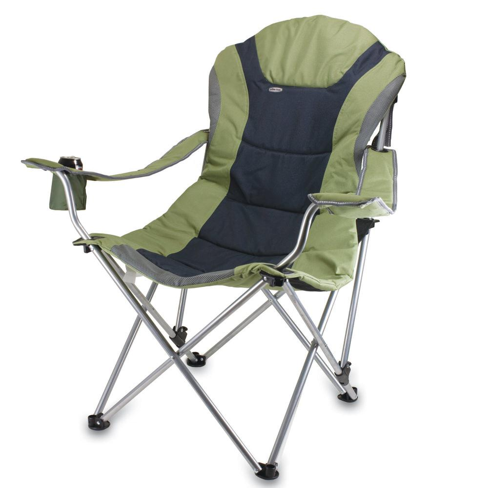reclining camping chair n