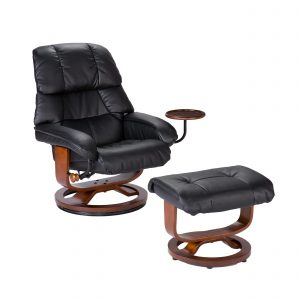 reclining chair with ottoman ebdce d ff dbbbe v