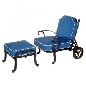 reclining patio chair md