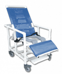 reclining shower chair picture