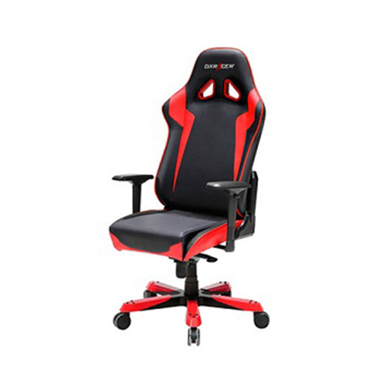 red and black gaming chair dxracer gaming chair black and red gc s nr j